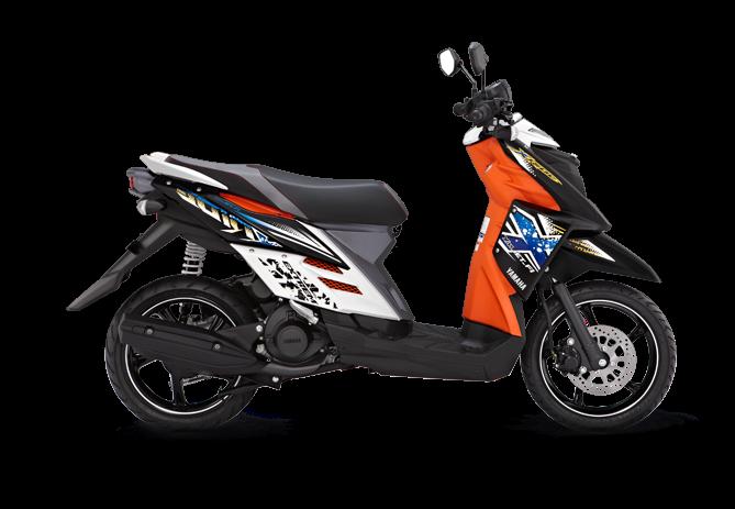 Yamaha X-Ride 2014